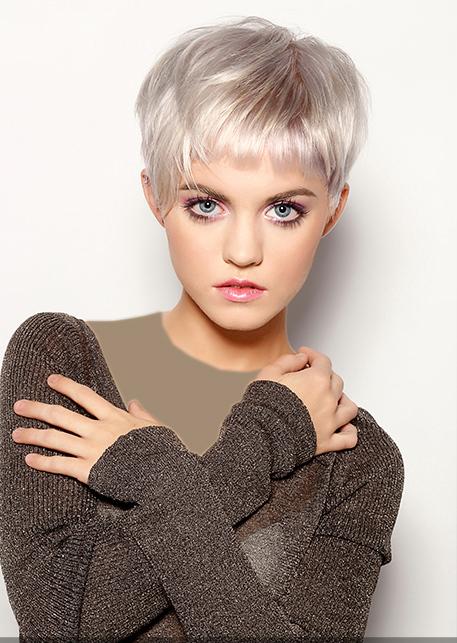 جدیدترین مدل موهای کوتاه زنانه - مدل موی کوتاه