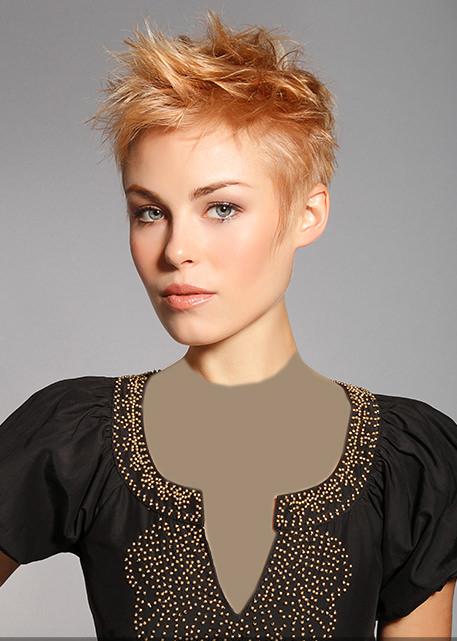 مدل موی کوتاه زنانه - مدل موی 2015