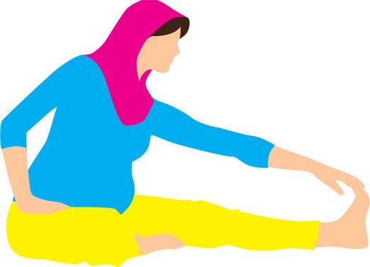 تمرینات ورزشی مفید برای پس از زایمان- حرکات ورزشی - تمرینات ورزشی
