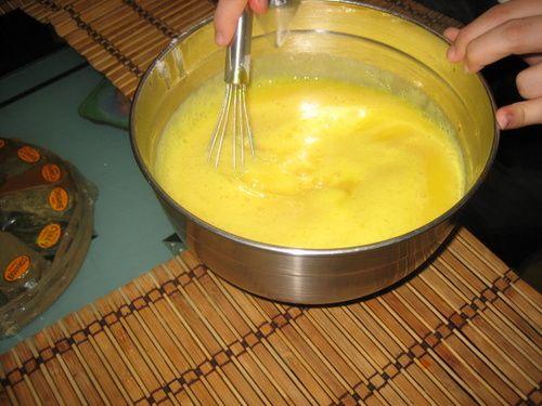 !!بستنی سنتی زعفرانی!!
