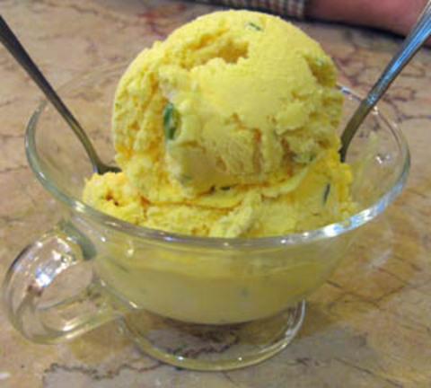 نتیجه تصویری برای طرز تهیه انواع بستنی