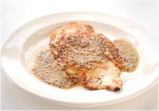 سس سینه مرغ - مزه دار کردن مرغ - طعم دادن به سینه مرغ