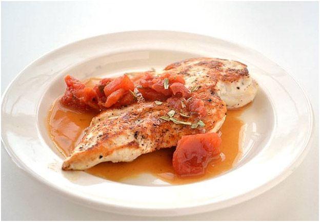 مربا، ترشی، سس  , طرز تهیه انواع سس سینه مرغ