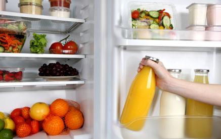 نگهداری مواد غذایی در یخچال - اصول نگهداری خوراکی ها - بهترین روش نگهداری مواد غذایی