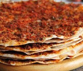 لاه ماجون(پیتزا ترکیه ای)