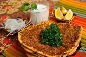 طرز تهیه لاه ماجون - پیتزا ترکیه ای
