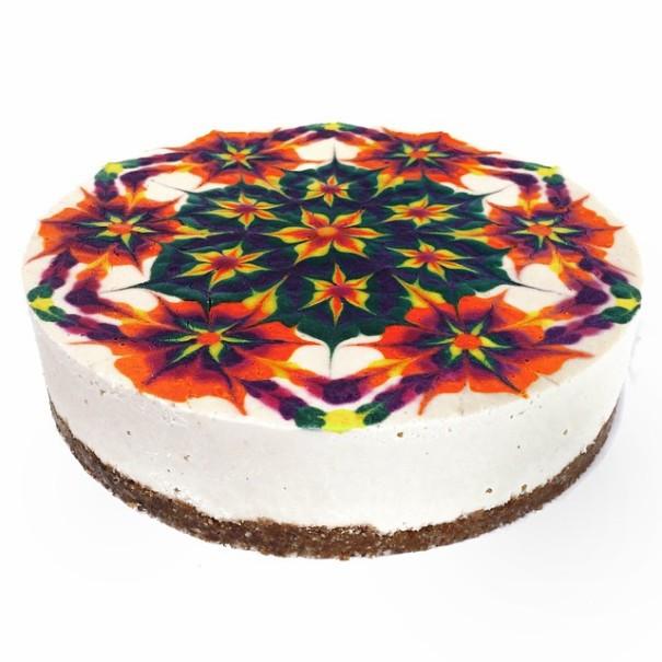کیک های استفان مک کارتی - ماندالا