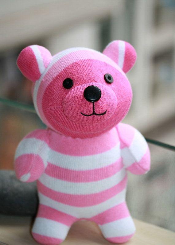 عروسک های جورابی - عروسک ساخته شده با جوراب