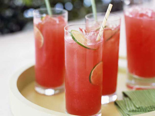 روش تهیه آب هندوانه