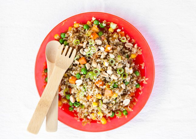 20 ناهار سبک،فوری و کم کالری