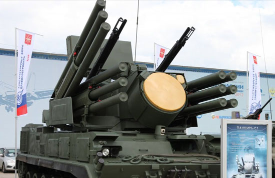 10 سلاح خوفناک روسیه