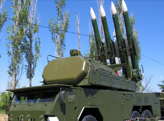 قدرتمندترین تجهیزات نظامی ارتش روسیه  - 10 سلاح خوفناک روسیه