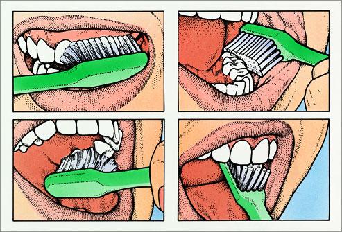 مشکلات دهان و دندان در مبتلایان به دیابت