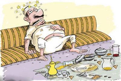 اشعار طنز ماه رمضان