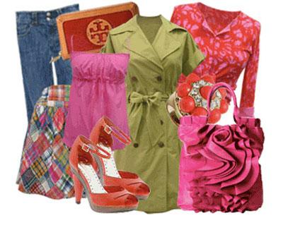 راهنمای انتخاب لباس مناسب برای تابستان