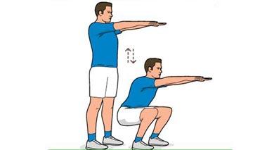قوی کردن عضلات با حرکات ورزشی, تمرینات ورزشی, ورزش