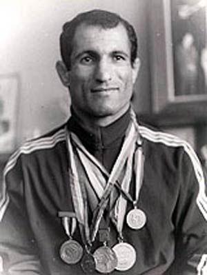 پرافتخارترین مردان ورزشکار ایرانی - مرد پرافتخار تاریخ ورزش ایران