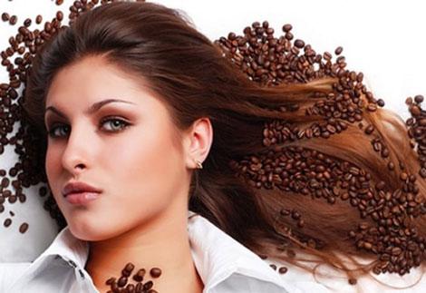 رنگ کردن موها با قهوه و چای