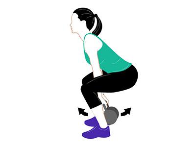 تمرین ورزشی با وزنه - ورزش با دمبل - نرمش در خانه