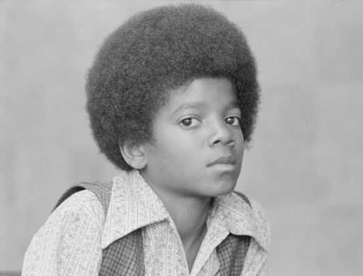 عکس های مایکل جکسون - کودکی مایکل