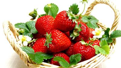 خواص درمانی توت فرنگی - فواید - مضرات