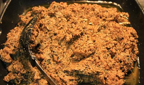 دستور پخت غذا  , طرز تهیه کشک و بادمجان