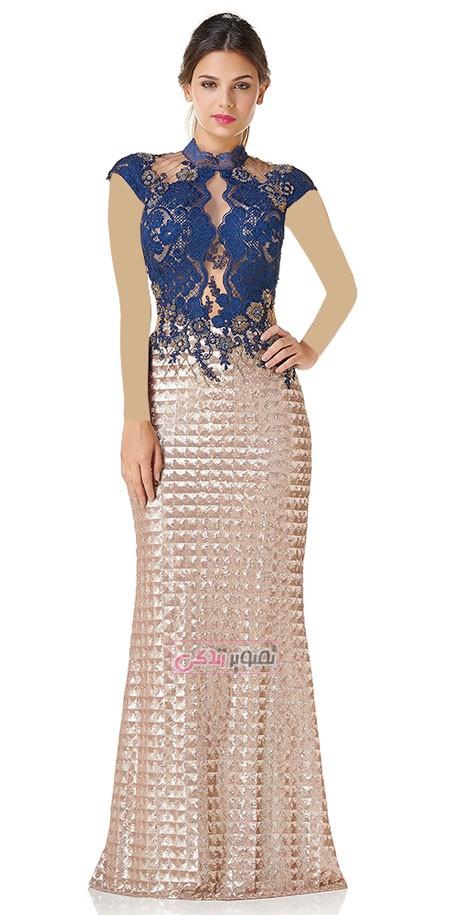 مدل لباس مجلسی 2015 - پیراهن مجلسی زنانه