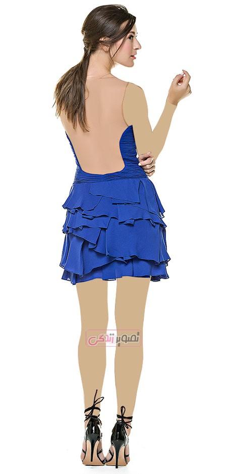 مدل جدید لباس مجلسی دخترانه