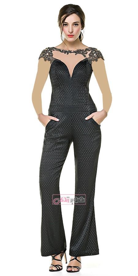 مدل جدید لباس مجلسی رنانه
