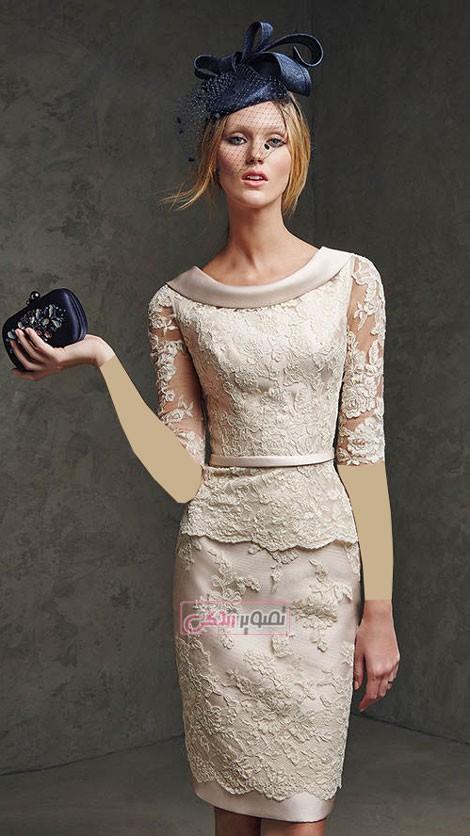 بلوز و دامن مجلسی - لباس مجلسی زنانه