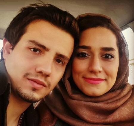 بیوگرافی امیر کاظمی -  عکس امیر کاظمی - عکس مهتاب محسنی