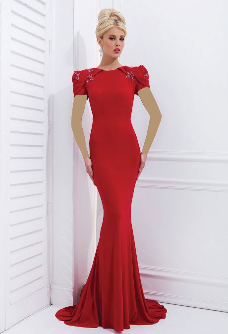 لباس مجلسی زنانه - پیراهن مجلسی بلند