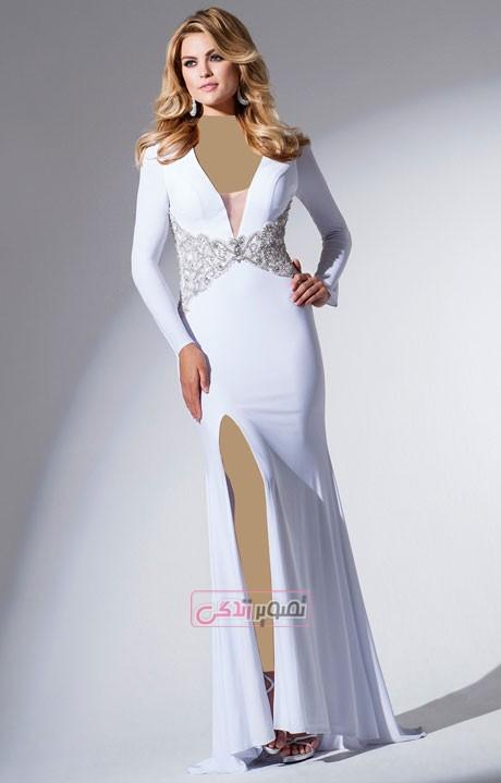 شیک ترین مدل های لباس مجلسی زنانه - ماکسی مجلسی