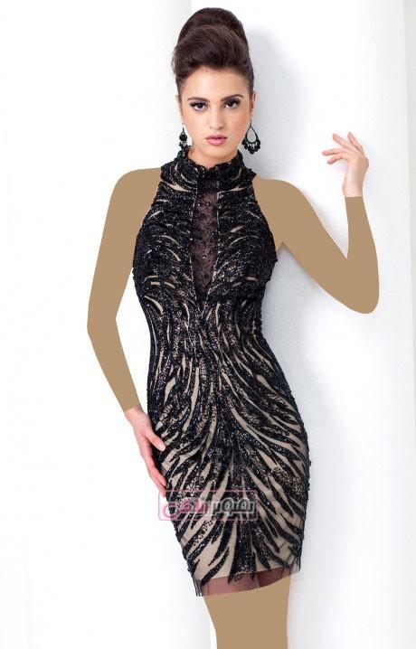 جدیدترین مدل های لباس مجلسی زنانه - لباس مجلسی 2015