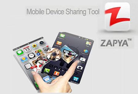 آموزش کار با نرم افزار zapya - آموزش استفاده از برنامه zapya