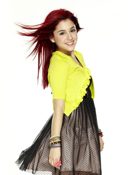 بیوگرافی آریانا گراند - Ariana Joan Grande - عکس آریانا گرند