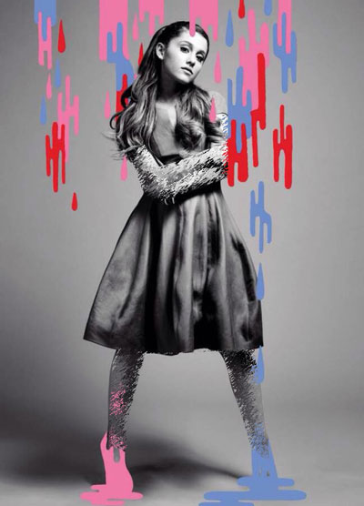 ariana-grande  -  جدیدترین عکس آریانا جوان گراند - آلبوم تصاویر آریانا گرند