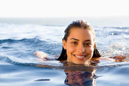 مراقبت از پوست برای شناگران -  داروهای خانگی برای سلامت پوست شناگران