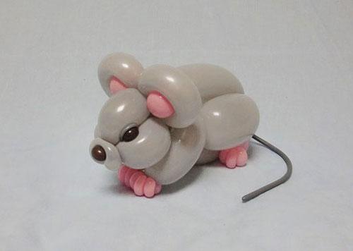 حیوانات بادکنکی اثر ماسایوشی ماتسوموتو