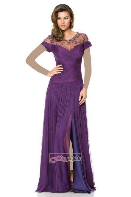 cristallini - مدل لباس مجلسی زنانه 2015 - پیراهن مجلسی