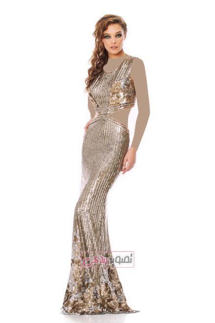 cristallini - شیک ترین مدل لباس های مجلسی زنانه 2015 - پیراهن مجلسی