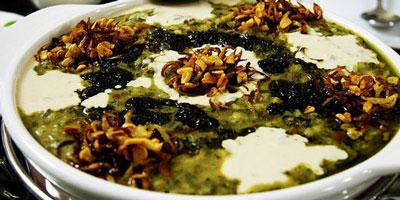 دستور پخت غذا  , طرز تهیه آش جو مخصوص ماه رمضان