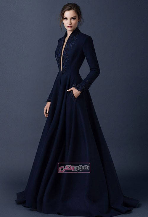 مدل لباس مجلسی زنانه - پیراهن مجلسی 2015