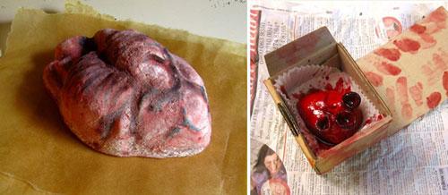 کیک های چندش آور و ترسناک