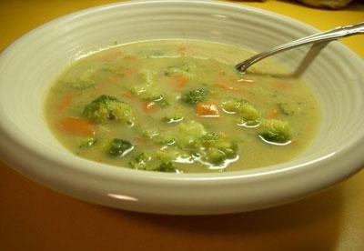 سوپ های مقوی برای افطار