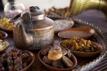 بهداشت و سلامت عمومی  , تغذیه صحیح در ماه رمضان