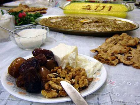 تغذیه صحیح در ماه رمضان - سحر چه بخوریم - افطار چه بخوریم