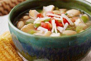 دستور پخت غذا  , سوپ های مقوی برای افطار