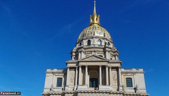 (تصاویر) زیبایی خیرهکننده گورستانهای پاریس