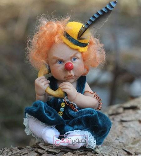عروسک نوزاد - عروسک های زیبا
